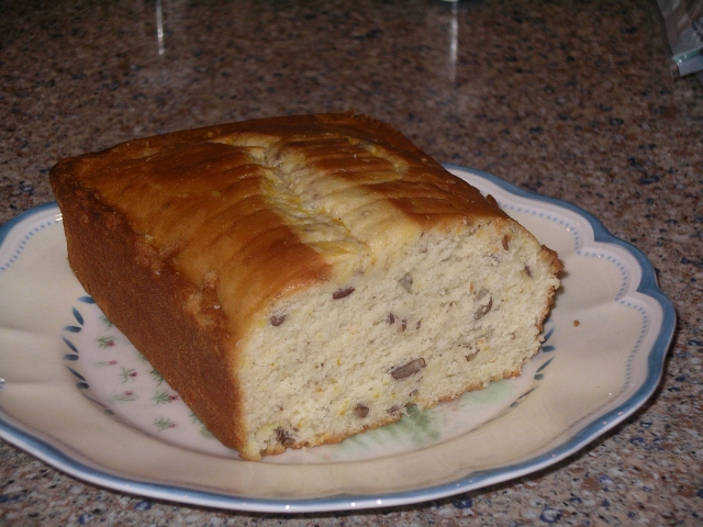 Orange Cream Cheese Bread from justapinch.com