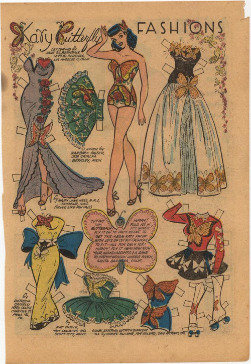 Katy keene the queen of paper dolls everything you ever wanted to