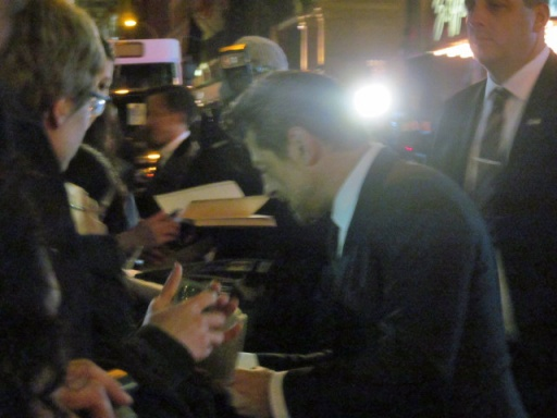 my photo of Andy Serkis