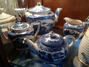 Mrs. LIveley's teapot.