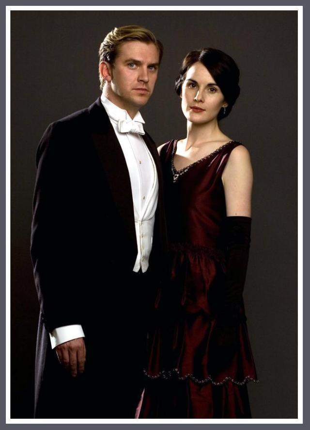 Matthew and Mary. Photo courtesy of PBS.