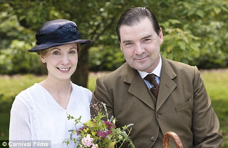 Mr. and Mrs. Bates. Photo courtesy of PBS.