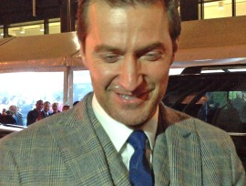 Richard Armitage aka Thorin Oakenshield from the Frenz vid, my cap.