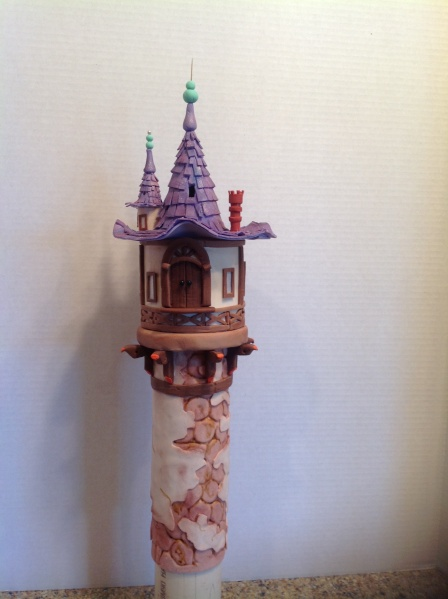 Early tower version.