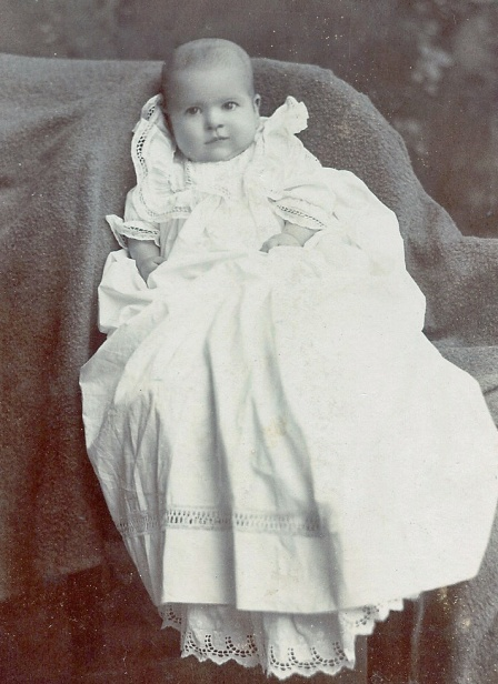 An unidentified baby. I want to know WHO this is.