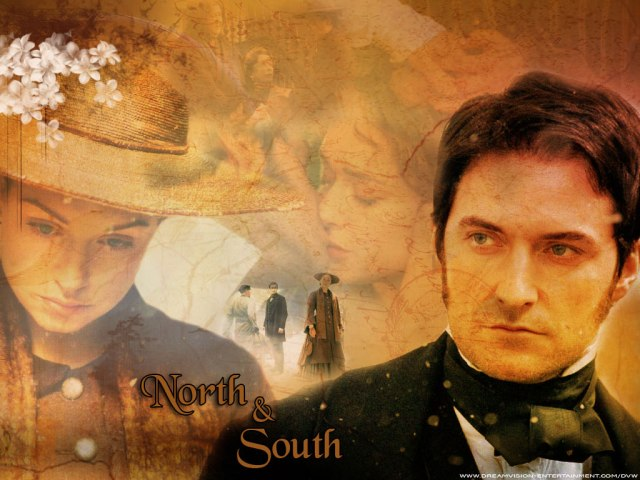 North and South, BBC Production. Photo courtesy of Yahoo images.