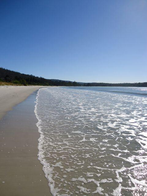 Gisborne Australia sea