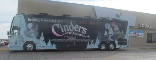 Cinders Bus