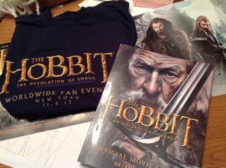 Hobbit stash.
