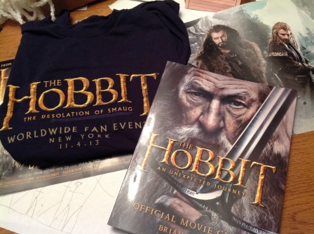 Hobbit stash.
