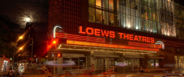 Photo courtesy of AMC Loews Lincoln Square.