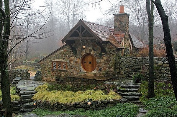 Hobbit House in PA