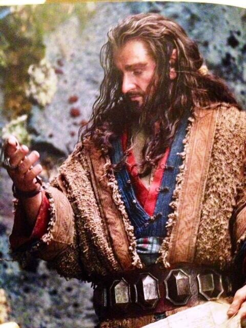 Thorin and the Key