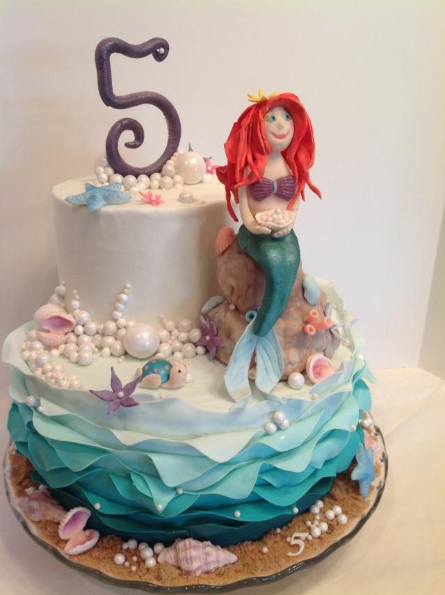 Mollie's mermaid