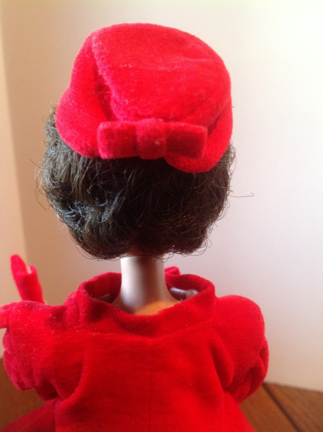 Barbie's pillbox hat