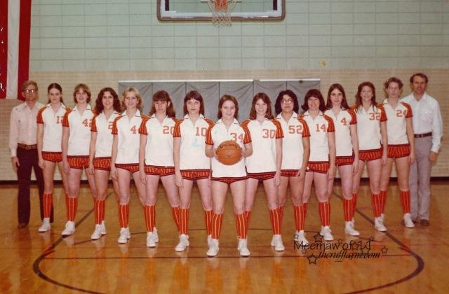 RL Girls Basketball Team- 1978 State Champs