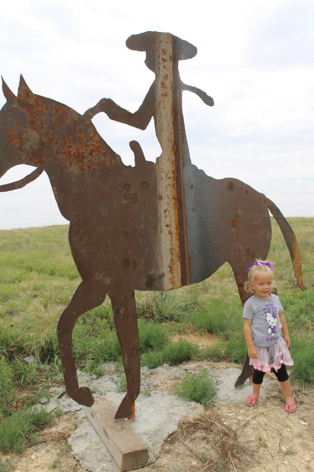 metal art, sheet metal, plasma cutter, cowgirl