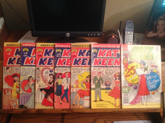 Katy Keene comics